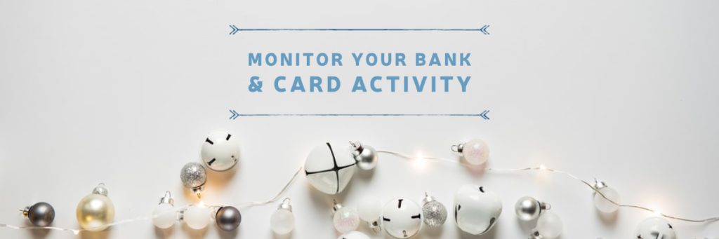 Monitor Your Bank & Card Activity